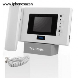 آیفون تصویری تابا 1035M,دارای صفحه نمایشگر 3.5 اینچی با حافظه ۱۰۳۵
